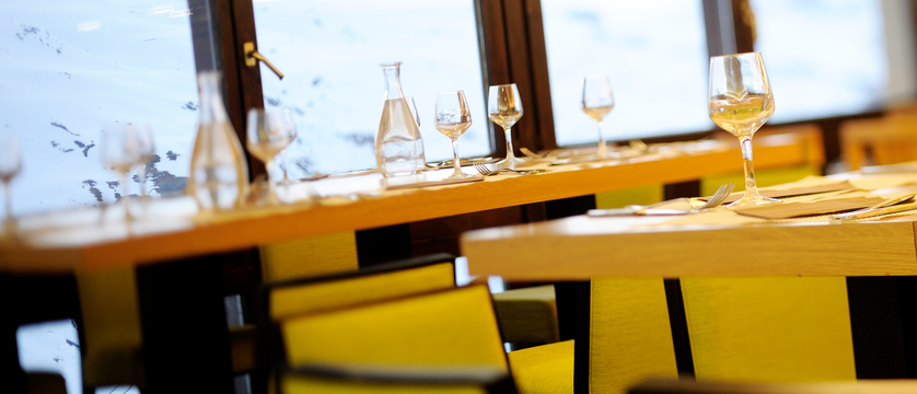 Village club du soleil - dining room